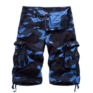 Cargo Shorts Men Military Cargo Shorts 2020 Summer Fashion Camouflage Homme Army Casual Shorts Bermudas Masculina