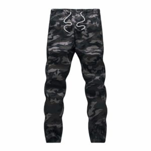 M-5XL 2020 Mens Boutique Autumn Pencil Harem Pants Men Camouflage Military Pants Loose Comfortable Cargo Trousers Camo Joggers