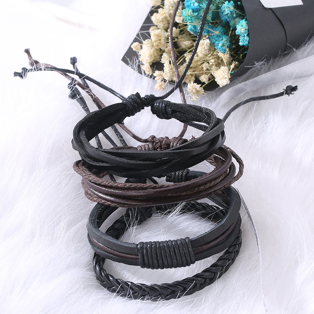 Multilayer Bracelet for Men
