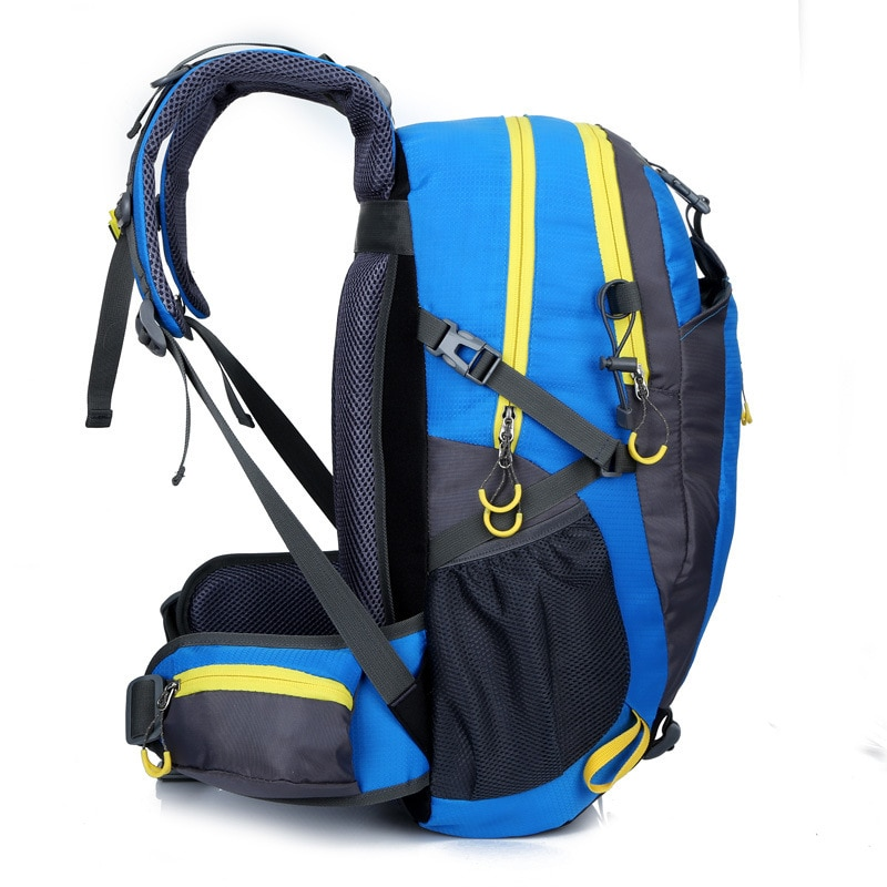 Unisex Waterproof Climbing Backpack
