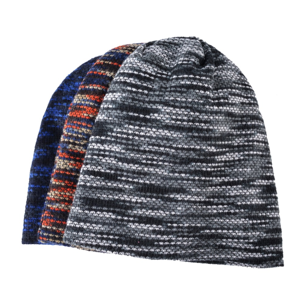 Men's Knitted Winter Hat